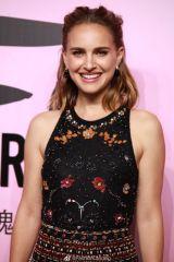 Natalie Portman At 'Miss Dior: Love N' Roses' exhibition launch in Shanghai, China