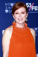 Julianne Moore At 'After The Wedding' Premiere in New York