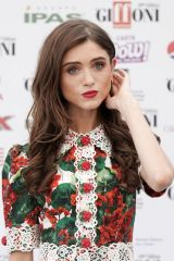 Natalia Dyer At Giffoni Film Festival in Giffoni Valle Piana, Italy