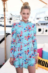 Lili Reinhart At the #IMDboat at San Diego Comic-Con 2019: Day Three at the IMDb Yacht in San