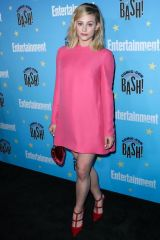 Lili Reinhart At Entertainment Weekly Comic Con party at the Hard Rock Hotel in San Diego