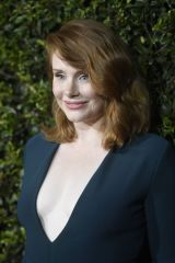 Bryce Dallas Howard At Jurassic World: The Ride Grand Opening at Univeral Studios Hollywood