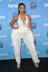 Ajiona Alexus At Entertainment Weekly Party at Comic-con in San Diego