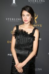 Margaret Qualley At Television Academy's Casting Directors Nominee Reception in LA