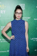 Auli'i Cravalho At 'Latin History for Morons' Opening Night in LA