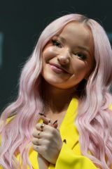 Dove Cameron At Descendants Fan Event in Tokyo