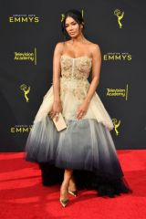 Nicole Scherzinger At 2019 Creative Arts Emmy Awards in LA