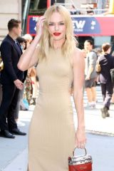 Kate Bosworth Spotted arriving at the AOL build studios in NYC