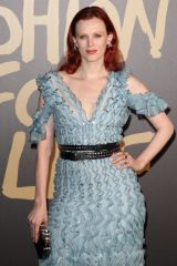Karen Elson At Fashion For Relief, Spring Summer 2020, London Fashion Week