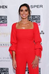 Christine Lampard At A Very British Affair Auction, Claridge's Hotel, London