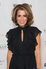 Natasha Kaplinsky At A Very British Affair Auction, Claridge's Hotel, London