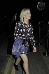 Jane Danson Arrives for Coronation Street's Katie McGlynn Leaving Party at Mahiki Nightclub in Manchester