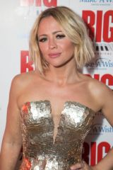Kimberley Walsh At 'Big The Musical' party, Gala Night, London