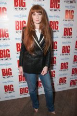 Nicola Roberts At 'Big The Musical' party, Gala Night, London