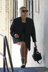 Hailey Bieber Out in Beverly Hills