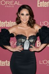 Francia Raisa At 2019 Entertainment Weekly Pre-Emmy Party in Los Angeles