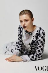 Chloe Grace Moretz - VOGUEme Magazine China - September 2019