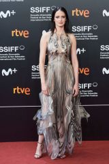 Eva Green At 'Proxima' Premiere at the 67th San Sebastian Film Festival