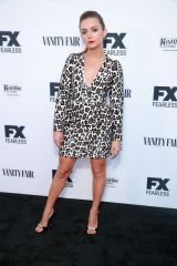 Billie Lourd At Vanity Fair & FX's Annual Primetime Emmy Nominations Party in LA