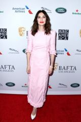 Carice Van Houten At BAFTA Los Angeles + BBC America TV Tea Party 2019
