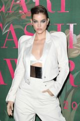 Barbara Palvin At The Green Carpet Fashion Awards in Milan