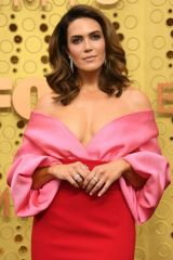 Mandy Moore At 71st Annual Emmy Awards in LA