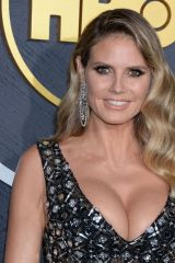 Heidi Klum At HBO Primetime Emmy Awards Afterparty in LA