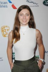 Isabella Blake Thomas At BAFTA LA TV Tea Party, The Beverly Hilton, Los Angeles