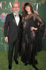 Lou Doillon At The Green Carpet Fashion Awards, Italia