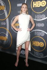 Sophie Turner At HBO Primetime Emmy Awards Afterparty in LA
