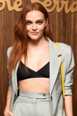 Madeline Brewer At ELLE & Ferragamo Hollywood Rising Celebration in West Hollywood