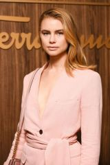 Lucy Fry At ELLE & Ferragamo Hollywood Rising Celebration in West Hollywood