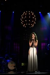 Camila Cabello Performing on Saturday Night Live in New York