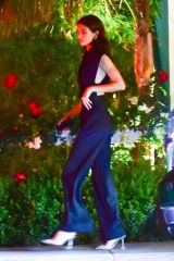 Kendall Jenner Out with Fai Khadra at the Bungalow in Santa Monica