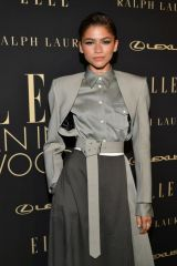 Zendaya At Elle's 26th Annual Women In Hollywood Celebration in Beverly Hills