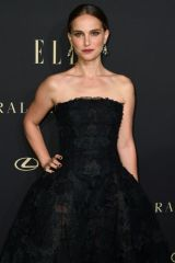Natalie Portman At Elle's 26th Annual Women In Hollywood Celebration in Beverly Hills