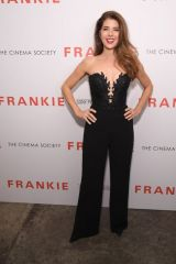 Marisa Tomei At ''Frankie'' New York Screening at Metrograph in New York City