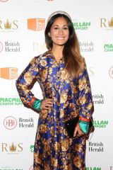 Preeya Kalidas Attends the British Herald Awards at Rosewood London