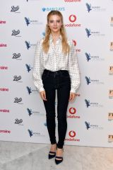 Freya Allan At Women of the Year Lunch and Awards, London, UK