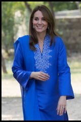 Catherine, Duchess of Cambridge Visits the Margalla Hills National Park in Islamabad, Pakistan