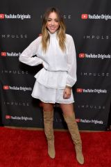 Chloe Bennet At YouTube Originals hosts a special screening of 'Impulse' Season 2 in West Hollywood