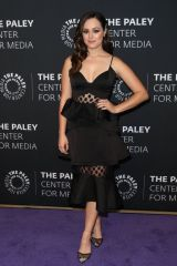 Hayley Orrantia At 'The Goldbergs & Schooled Rewind!'s at the Paley Center for Media in Beverly Hills