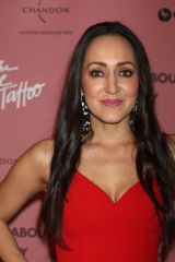 Jennifer Sanchez At 'The Rose Tattoo' play, Broadway Opening Night, New York