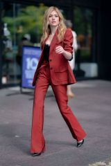 Katherine McNamara Out and about in NY