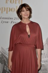 Monica Bellucci At Lumiere Award Ceremony at the 11th Annual Lyon Lumiere Festival in Lyon France