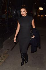 Eva Longoria Heading to Mr Chow's in London