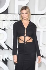 Karlie Kloss At Grand Opening of Nordstrom in New York