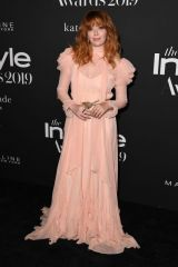 Natasha Lyonne At 2019 InStyle Awards Getty Center Los Angeles