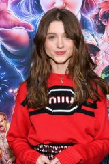 Natalia Dyer At Stranger Things Season 3 Screening in NY