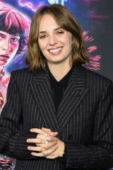 Maya Hawke At Stranger Things Season 3 Screening in NY
